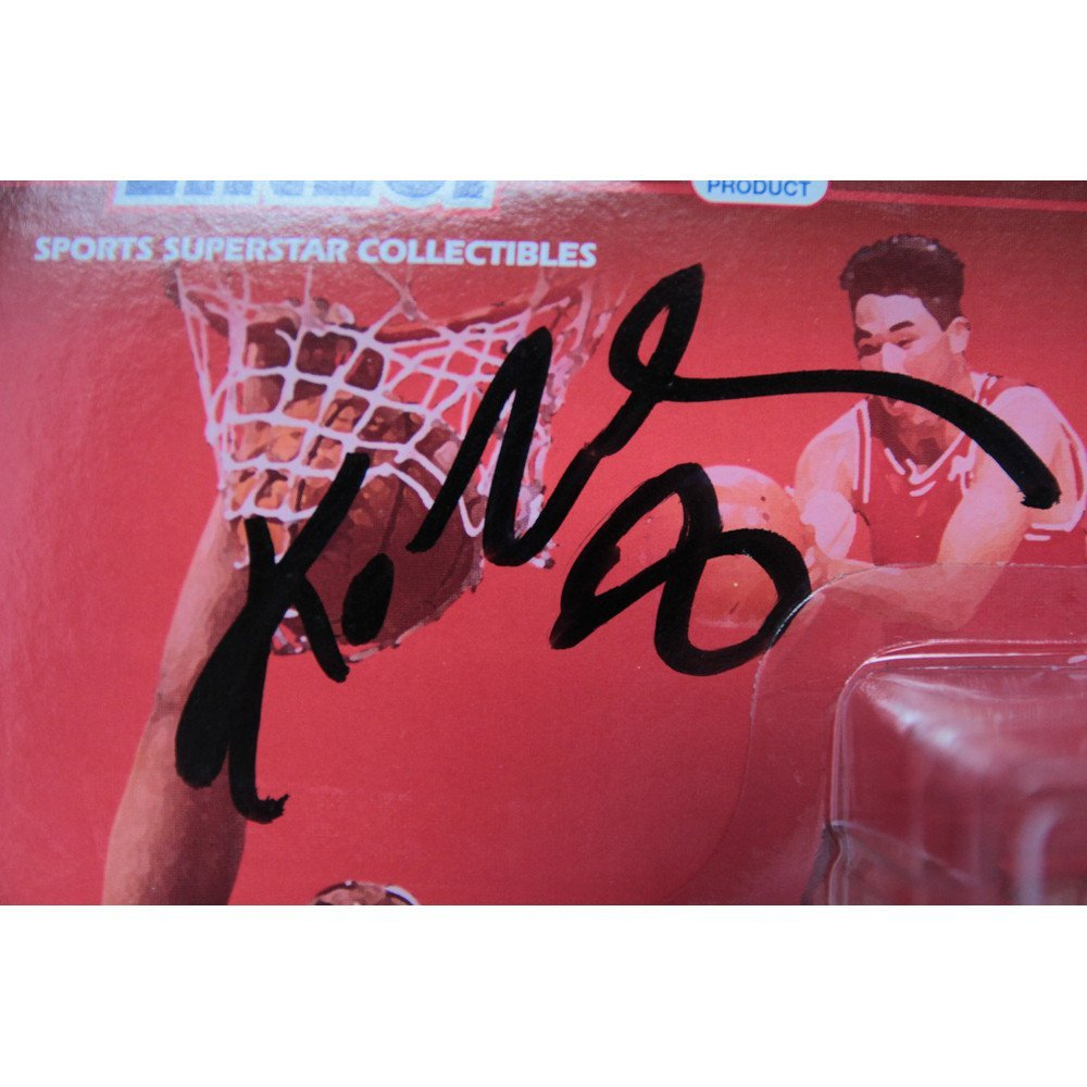 Kobe Bryant Signed 1998 Starting Lineup Figure - 2