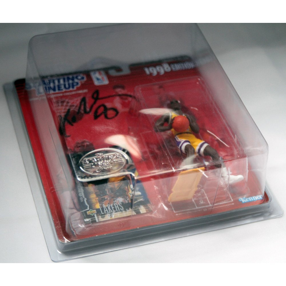 Kobe Bryant Signed 1998 Starting Lineup Figure - 3