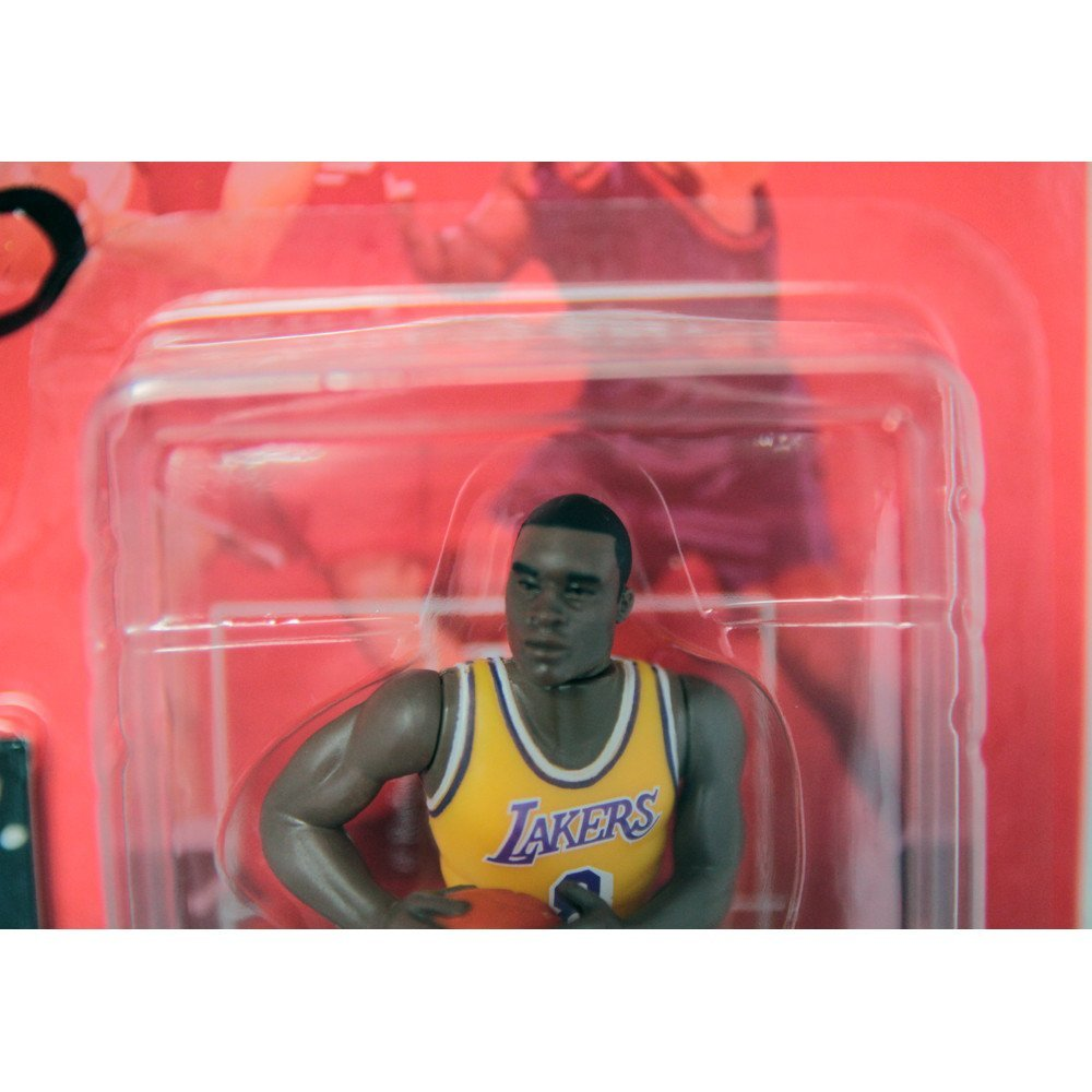 Kobe Bryant Signed 1998 Starting Lineup Figure - 4