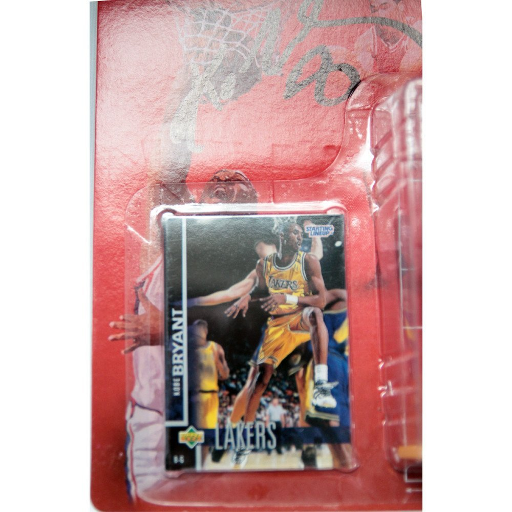 Kobe Bryant Signed 1998 Starting Lineup Figure - 5