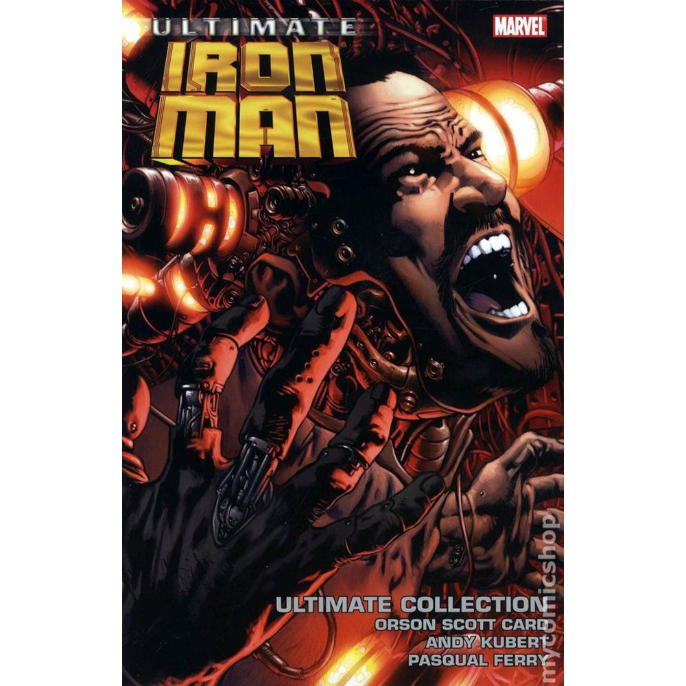 Ultimate Iron Man Issue #1 May 2005