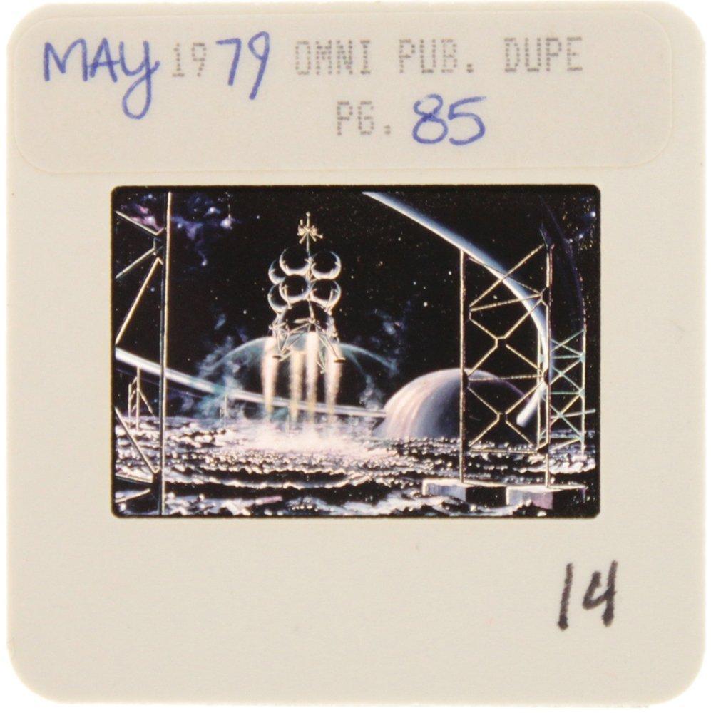 Orig OMNI 35mm Slide Pub May '79, Pg 84(Excellent)