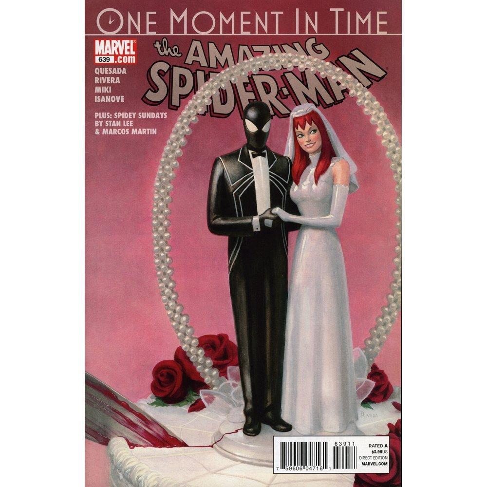 The Amazing Spider-Man #639 Oct 2010 (Mint)