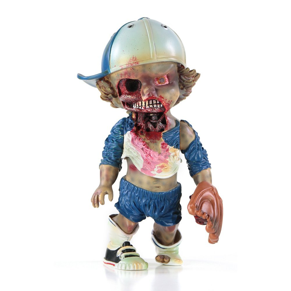 "Ltd Ed Romper Zombie Bobbie 8"" Action Fig In Box(Mint)"