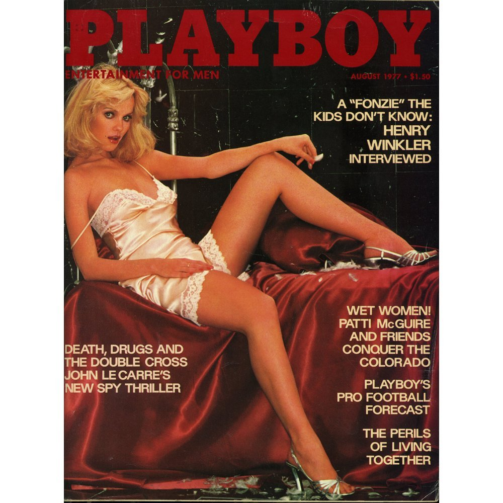 Henry Winkler Signed Playboy August 1977(Excellent)