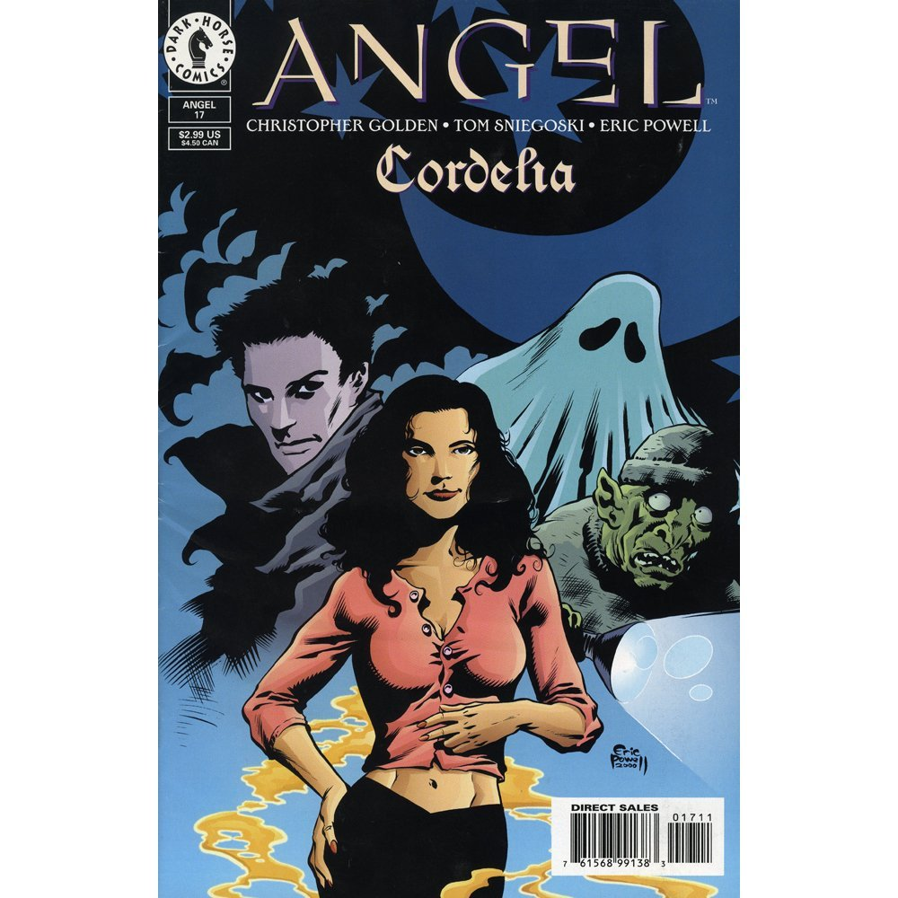 Angel: Cordelia #17 April 2001(Excellent)