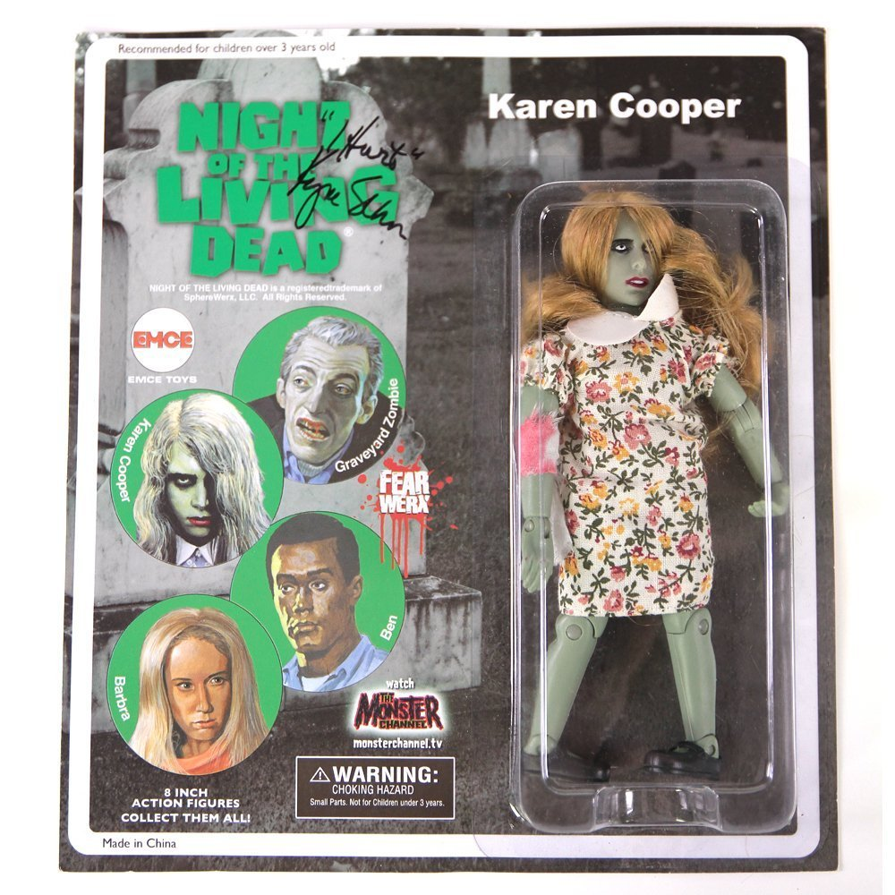 "Kyra Schon Signed Karen Cooper 6"" Fig(Ex)"