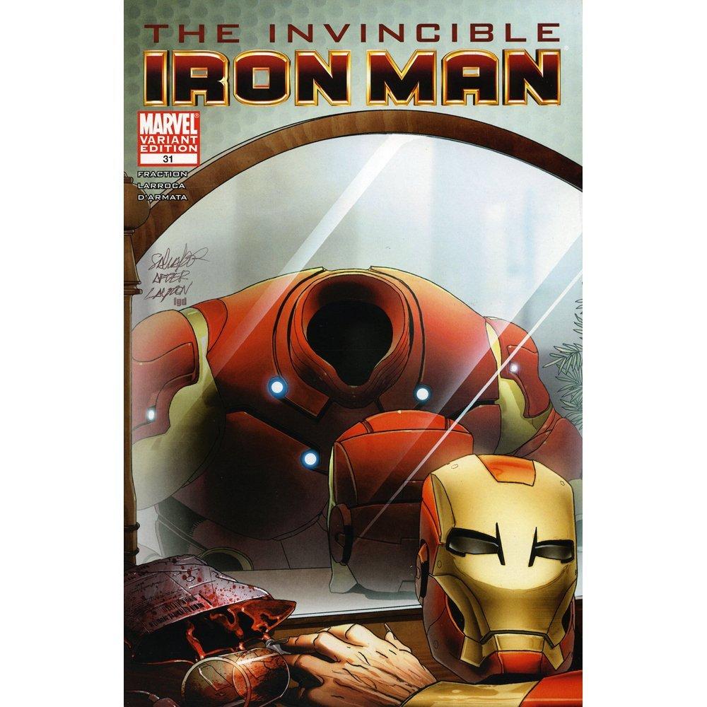 The Invincible Iron Man Comic #31 Dec 2010(Excellent)