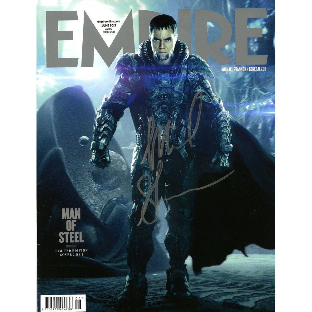 Michael Shannon Signed Ltd Ed Empire Jun 2013(Ex)