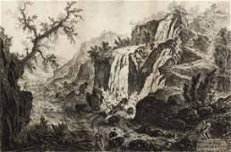0003 Giovanni Battista Piranesi engraving an drypoint