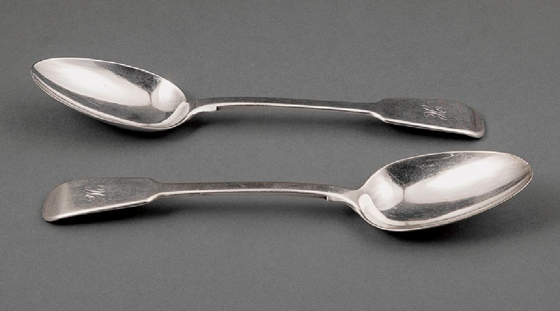 Paul Storr Sterling Silver Tablespoons