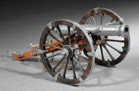 "Civil War ""Model 1857"" Miniature Cannon"