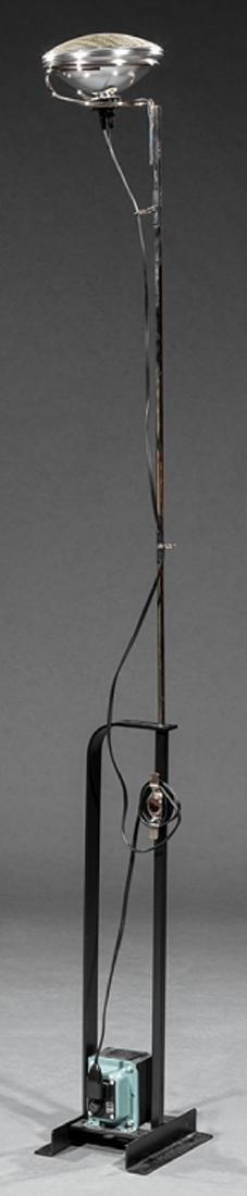 """Mid-Century Modern Floor Lamp, """"Toio"""" Italy"""