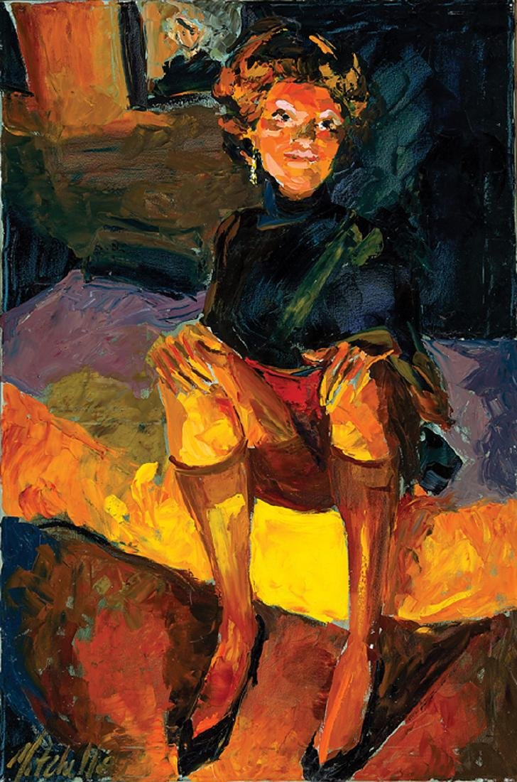 James Michalopoulos (American/Louisiana, b. 1958)
