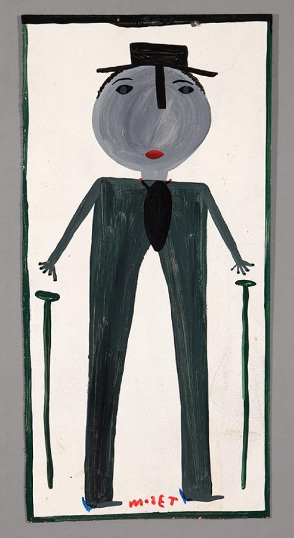 Mose Tolliver (American/Alabama, 1919-2006)
