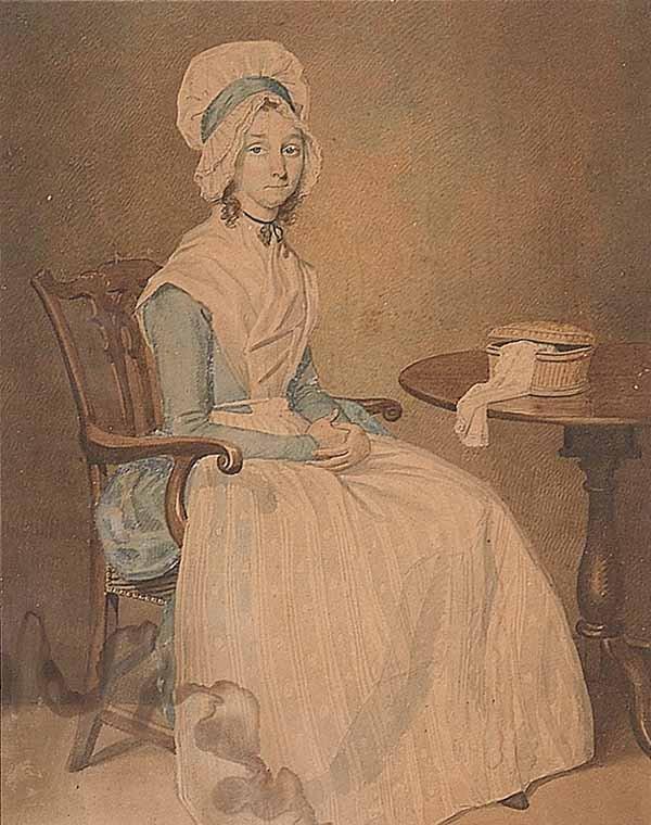 0002: Henry Edridge (British, 1769-1821)