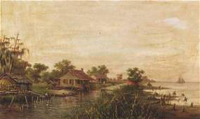 0334: William Henry Buck (American/New Orleans, 1840-18
