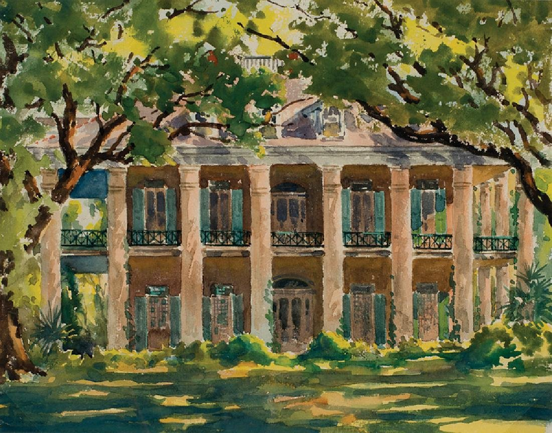 Charles Oglesby Longabaugh (American/Louisiana)