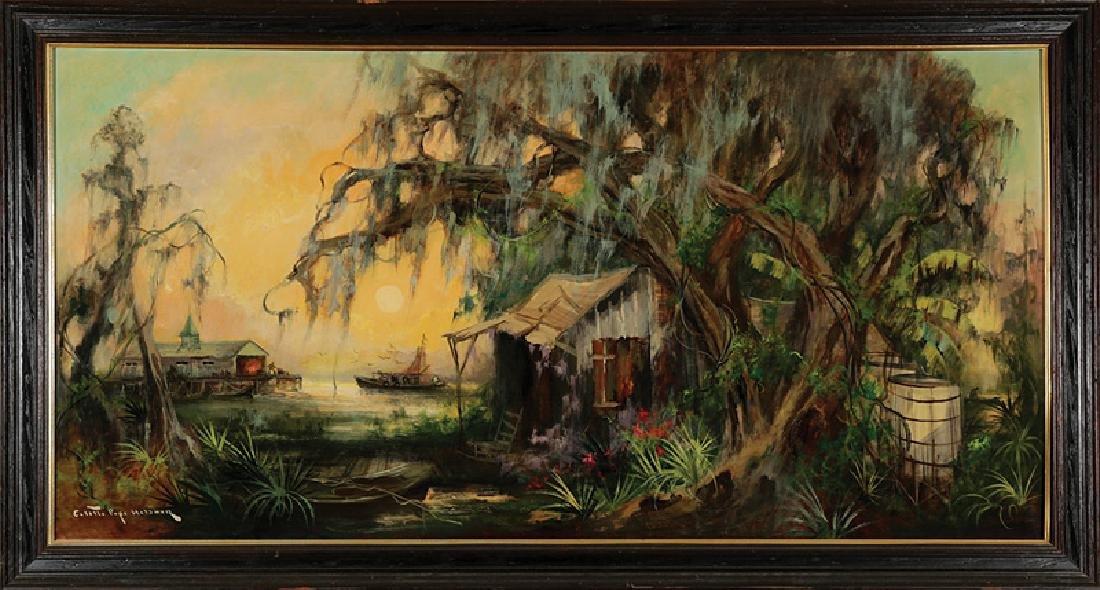 Colette Pope Heldner (American/New Orleans)