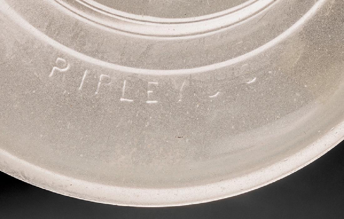 Ripley Clambroth Glass Wedding Lamp - 4