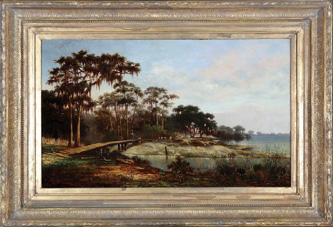 William Henry Buck (Norwegian/Louisiana, 1840)