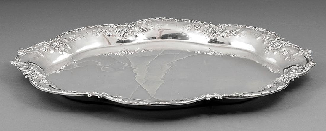 George W. Shiebler & Co. Sterling Silver Tray
