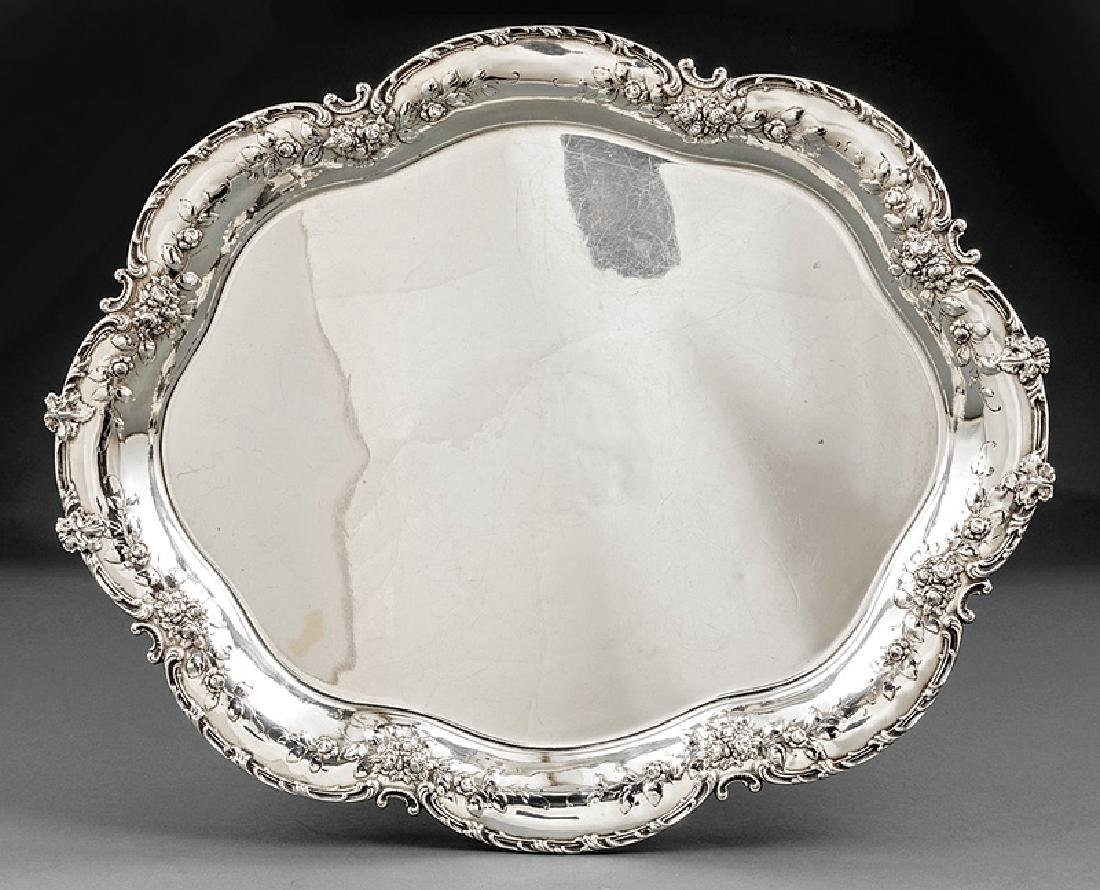 George W. Shiebler & Co. Sterling Silver Tray - 2