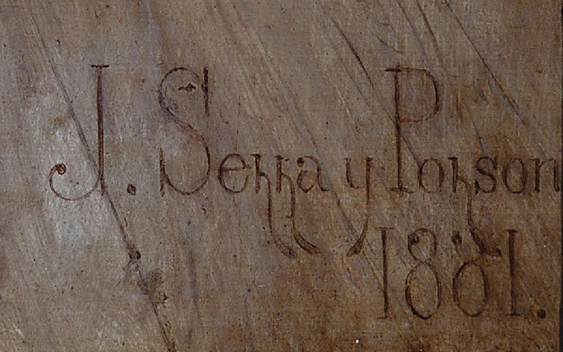 José Serra y Porson (Spanish, 1824-1910) - 2