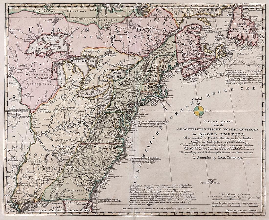 Tirion, Isaac c. 1755