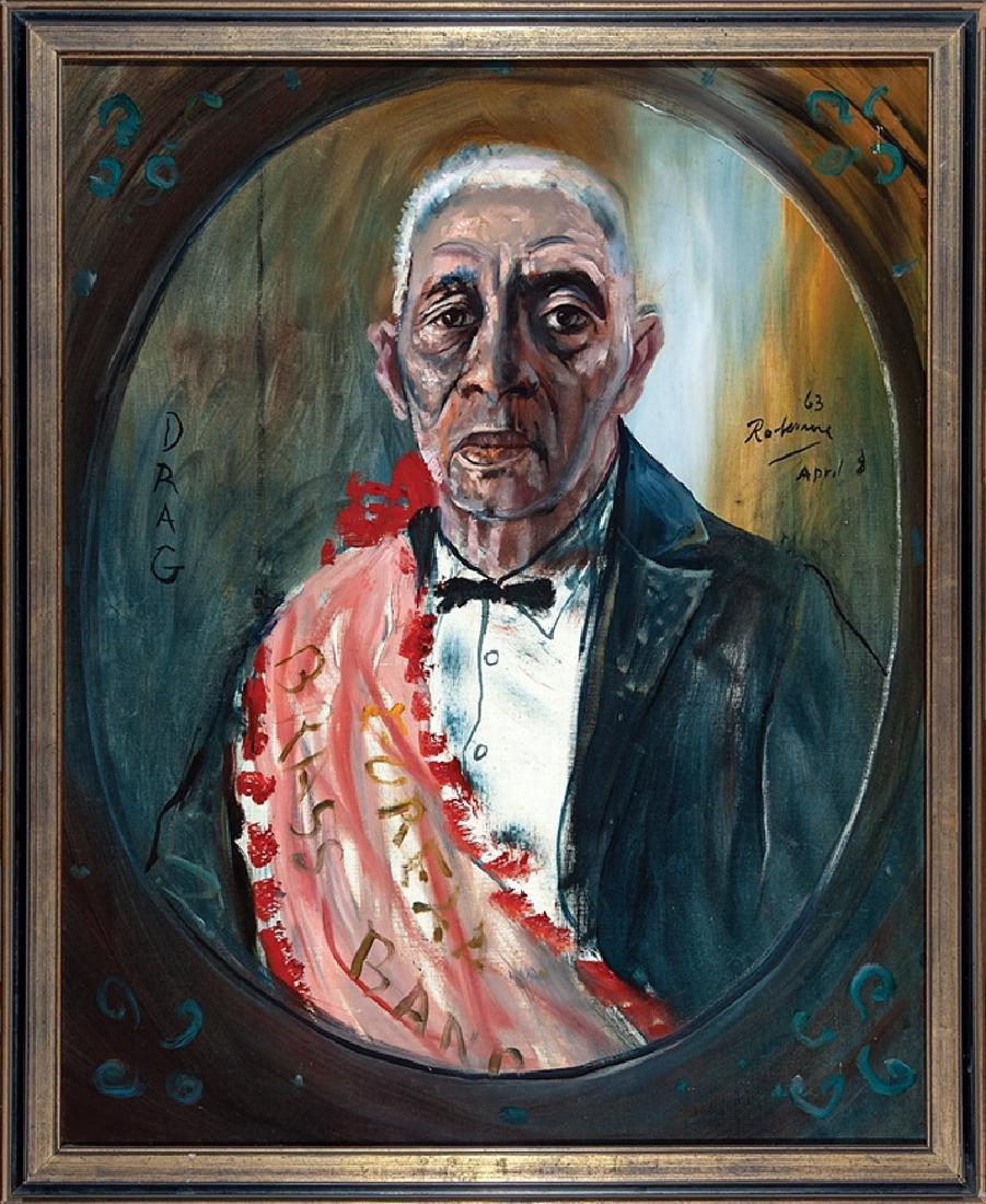 Noel Rockmore (American/New Orleans, 1928-1995)