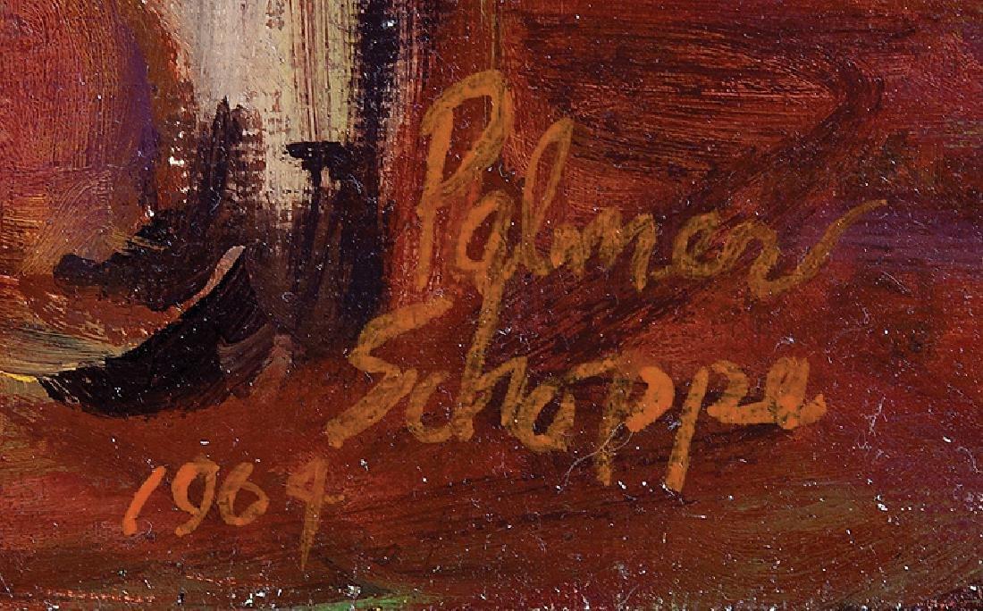 Palmer Schoppe (American/California, 1912-2001) - 2