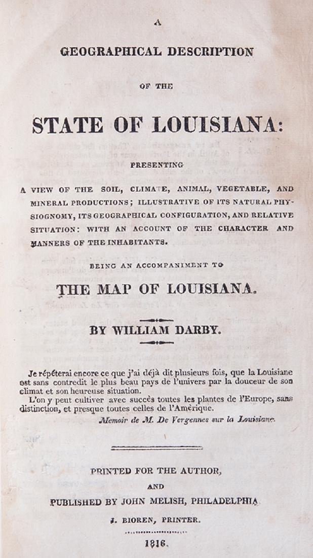 Darby, William 1816 - 2