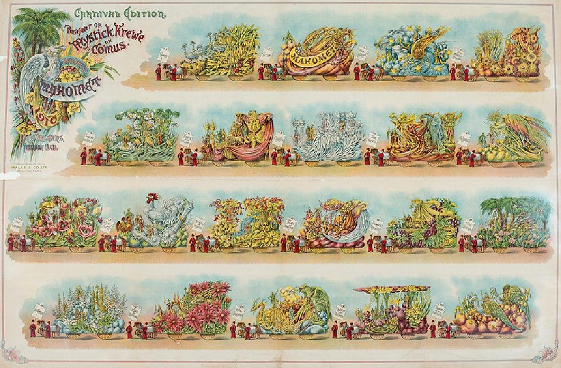 [Mardi Gras] Comus 1910