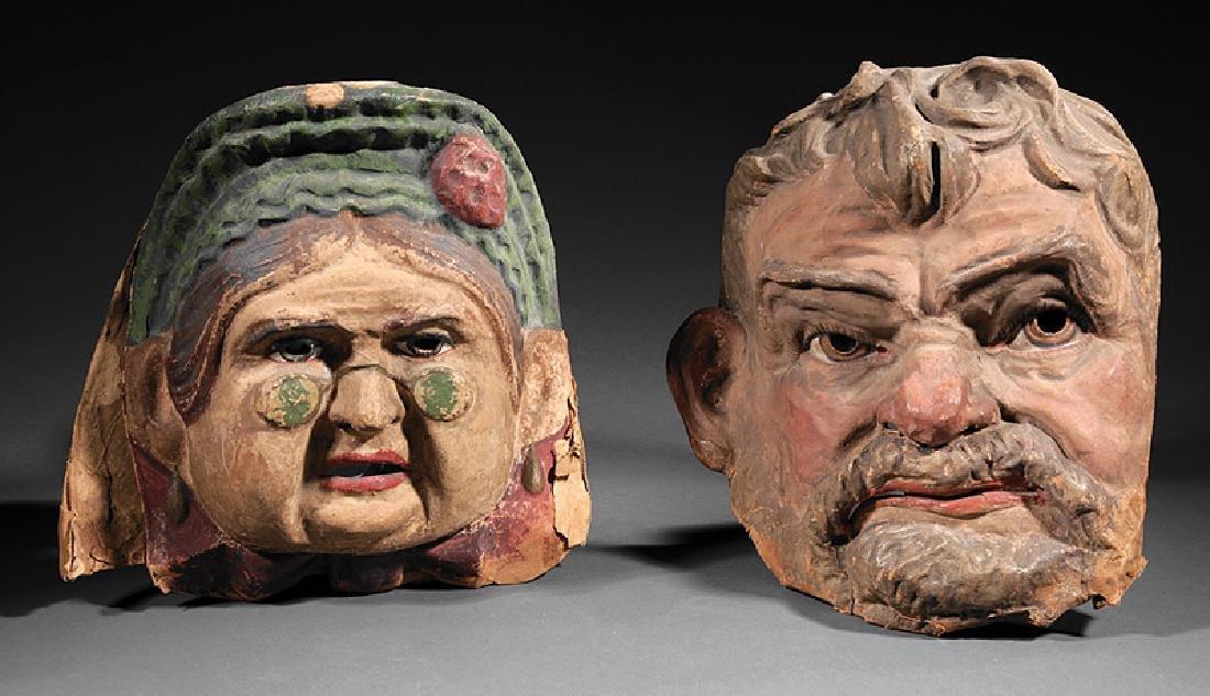 [Mardi Gras] Two Masks