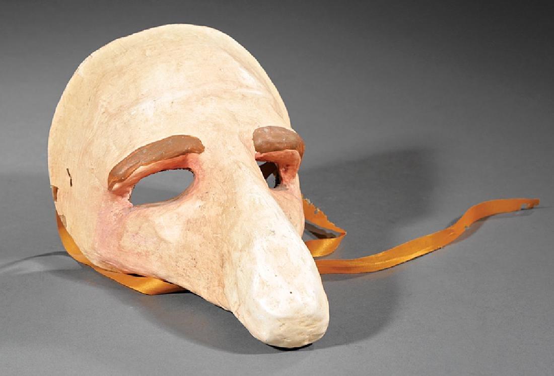 [Mardi Gras] Paul Poche Mask