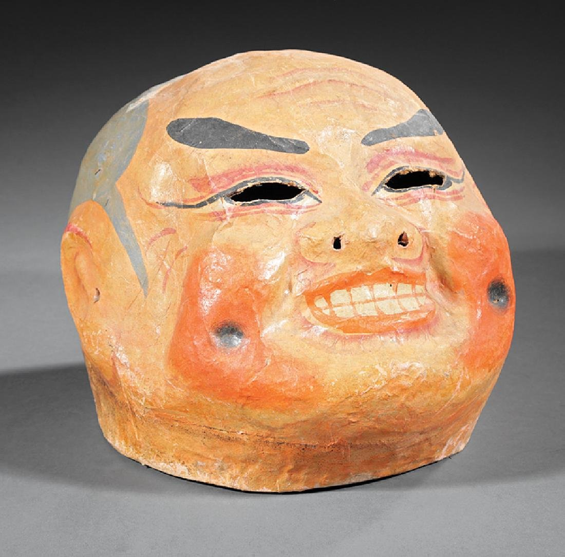 [Mardi Gras] Head Mask