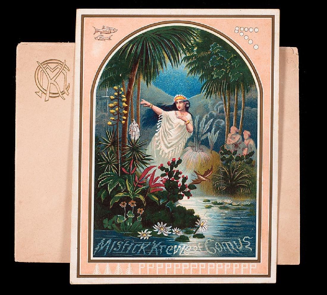 [Mardi Gras] Comus 1880