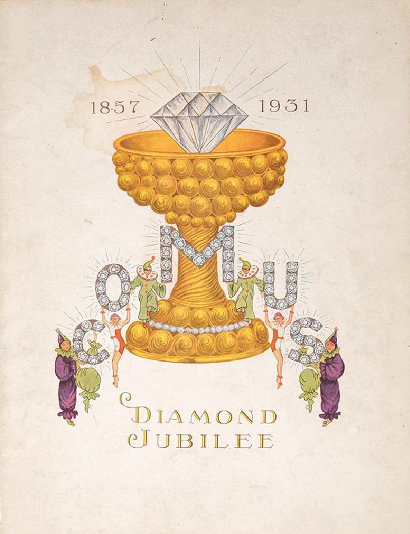 [Mardi Gras] Comus 1931