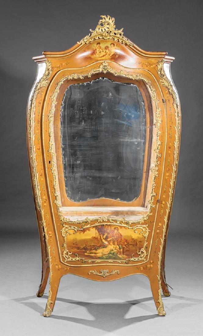Louis XV-Style Gilt Bronze-Mounted Vernis - 2