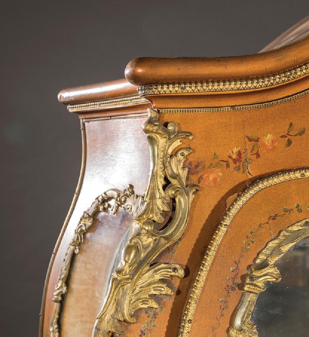 Louis XV-Style Gilt Bronze-Mounted Vernis - 4