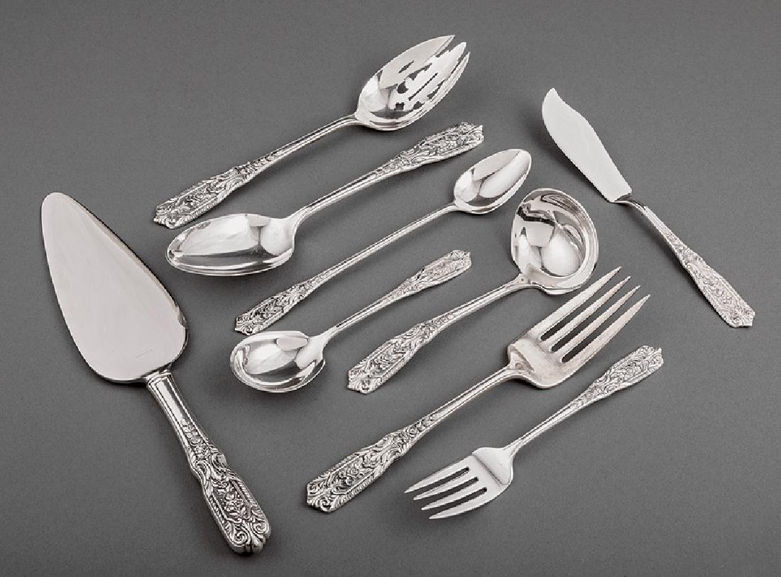 Westmorland Sterling Silver Flatware