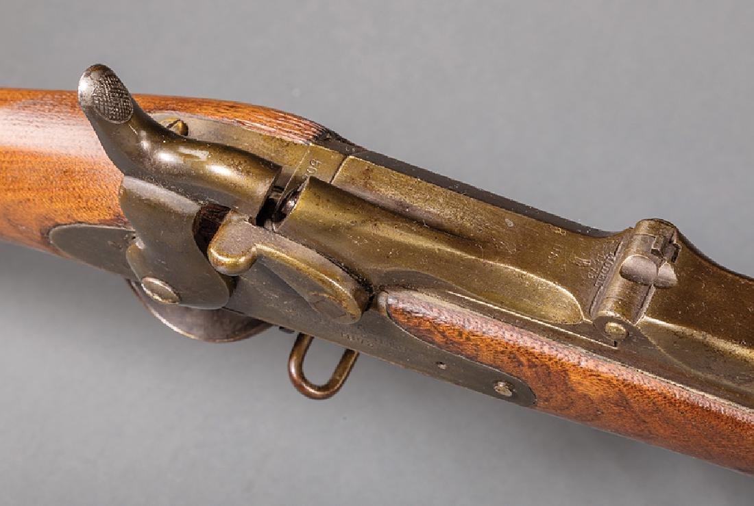 U.S. Springfield Model 1873 Trapdoor Rifle - 4