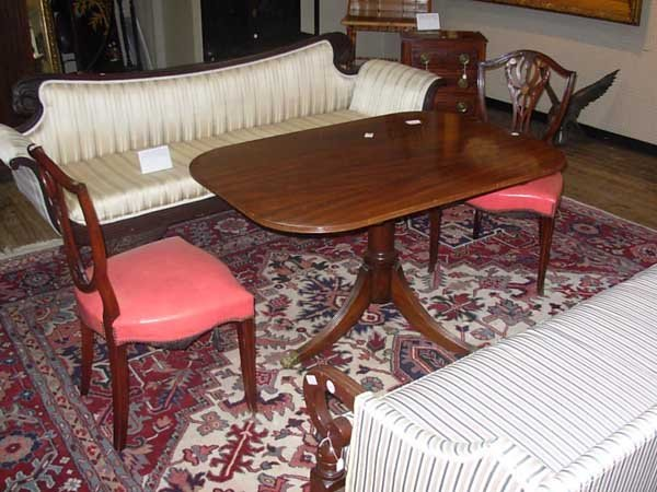0099: Eight Old Colony Furniture Co. Dining Chairs, Nas - 9