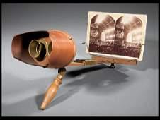 Mardi Gras, 1884 Rex Stereograph Photograph