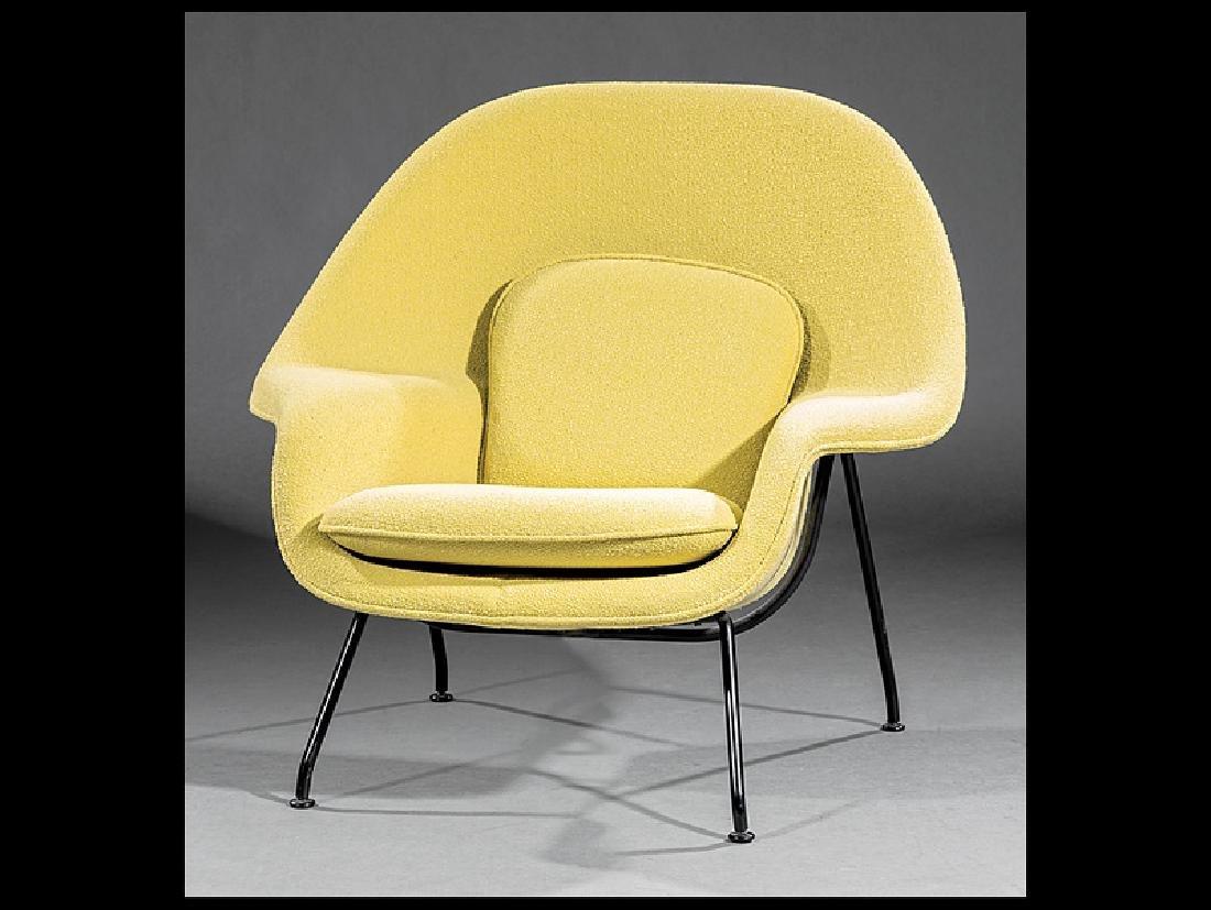 "Eero Saarinen for Knoll ""Womb"" Lounge Chair"