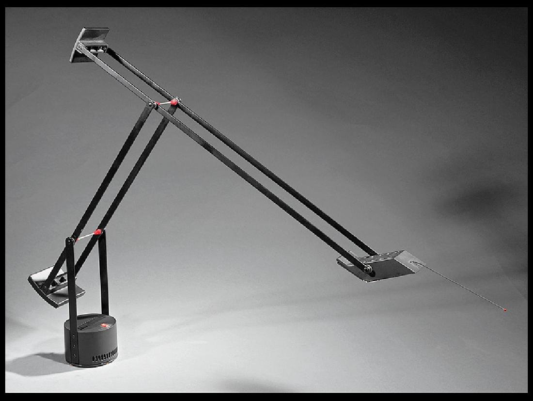 "Richard Sapper for Artemide ""Tizio"" Desk Lamp"