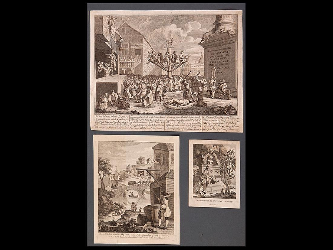 Art Prints by William Hogarth