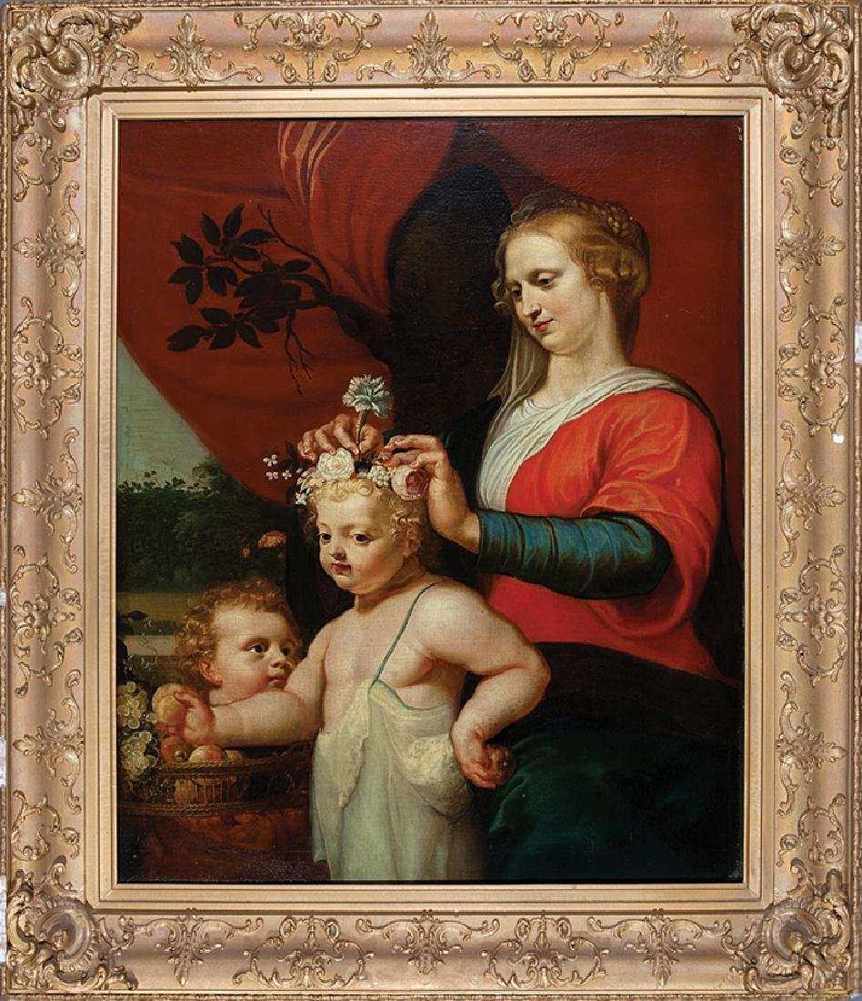 School of Titian (Italian, 1490-1576)