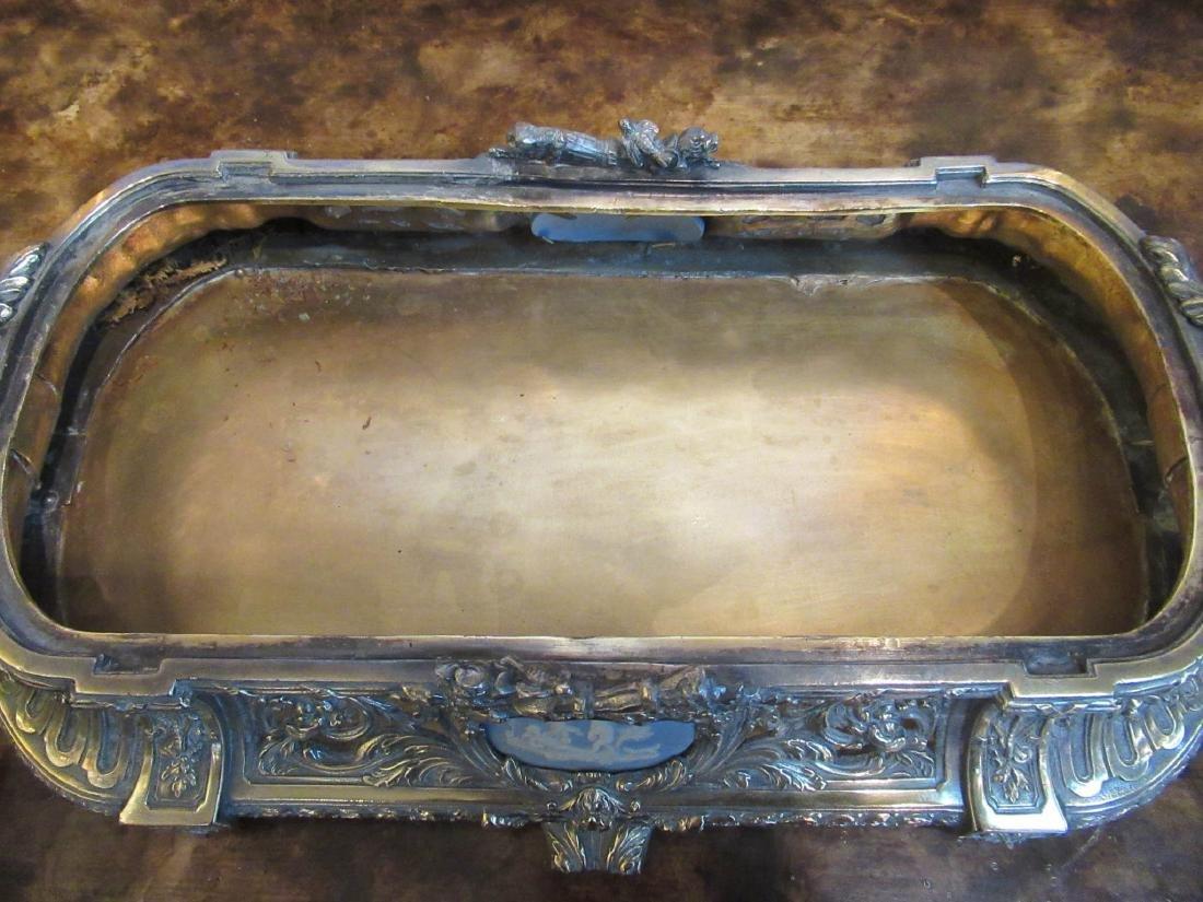 Louis XVI-Style Argente Bronze Jardiniere - 4
