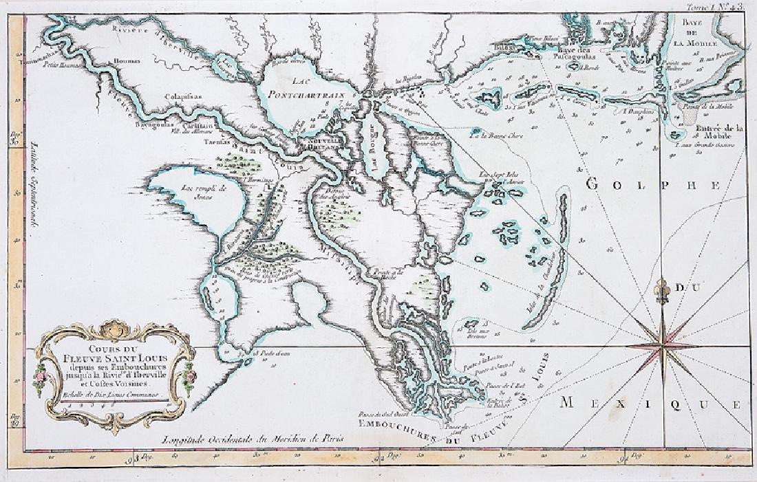 Jacques Nicolas Bellin 1764 - 2
